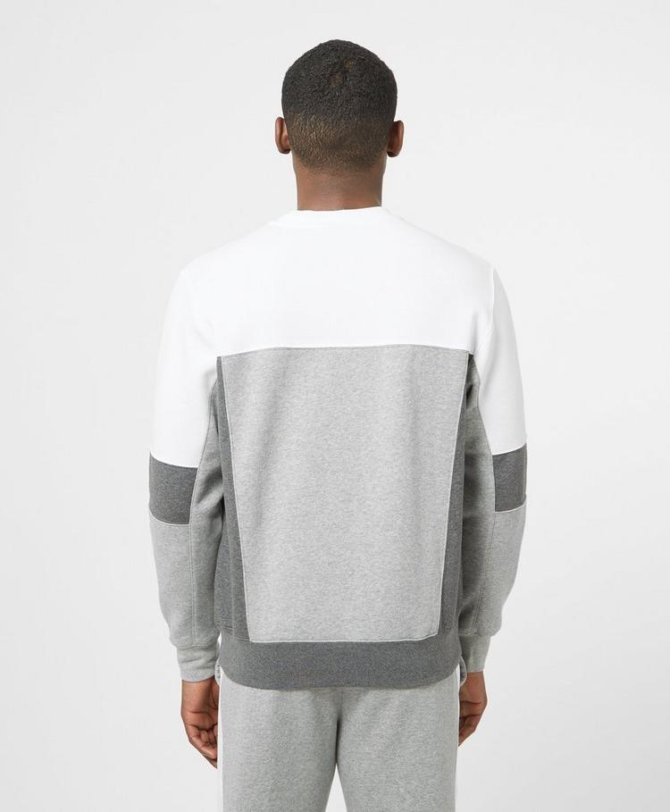 Nike Colour Block Sweatshirt