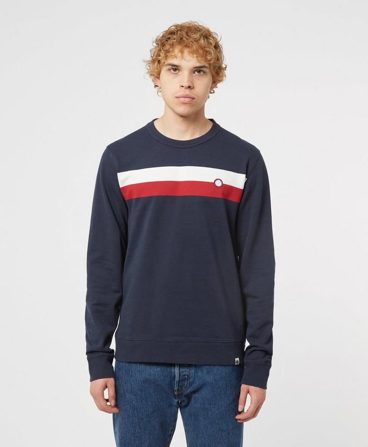 Pretty Green Tilby Crew Sweatshirt