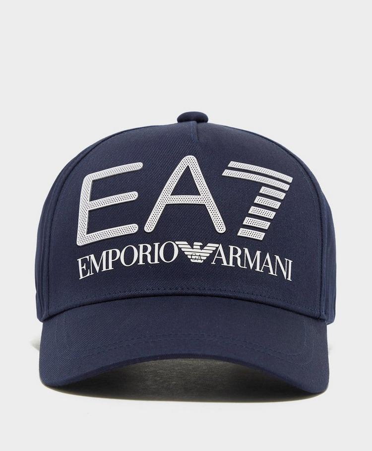 Emporio Armani EA7 Visibility Large Logo Cap