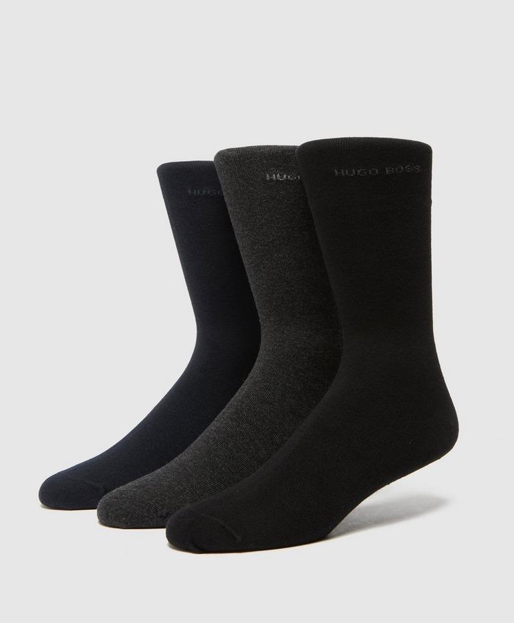 BOSS 3-Pack Socks Gift Pack