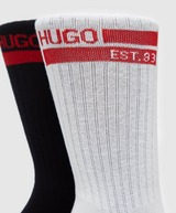 HUGO 2-Pack Socks Gift Pack