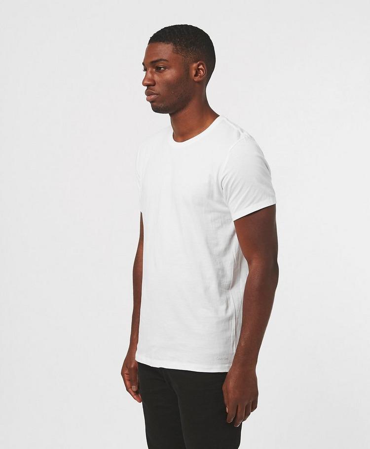Calvin Klein Jeans 3 Pack Short Sleeve T-Shirt