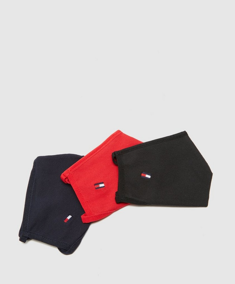 Tommy Hilfiger 3-Pack Face Coverings