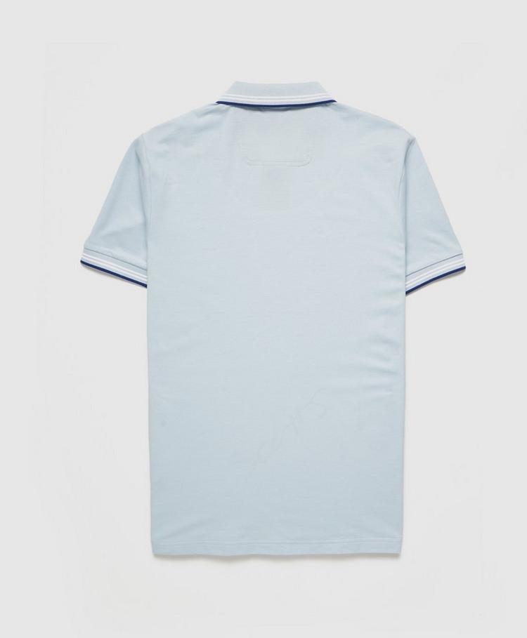 BOSS Paul Curved Logo Polo Shirt