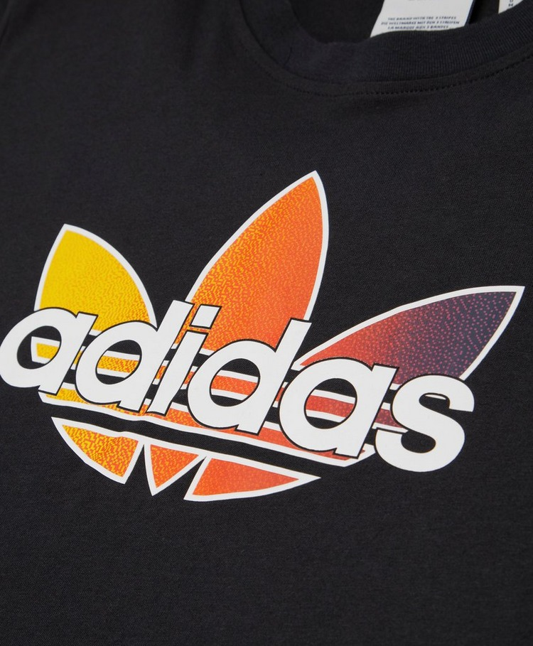 adidas Originals Sport Colour Trefoil T-Shirt