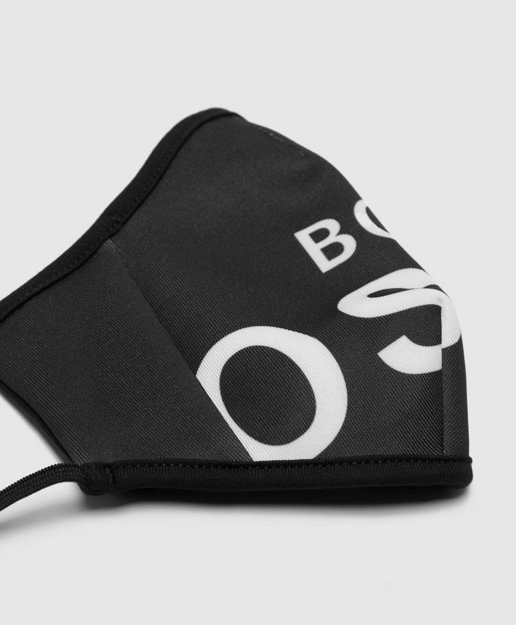 BOSS Logo Face Covering