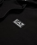 Emporio Armani EA7 Rubber Badge Overhead Hoodie