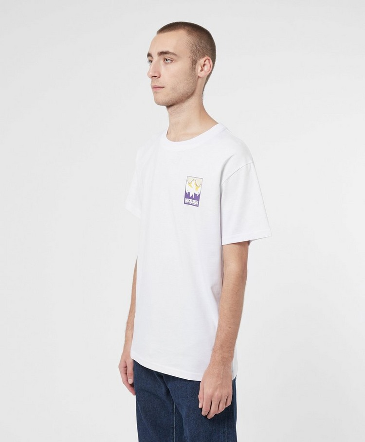 Hikerdelic Patch Print Short Sleeve T-Shirt
