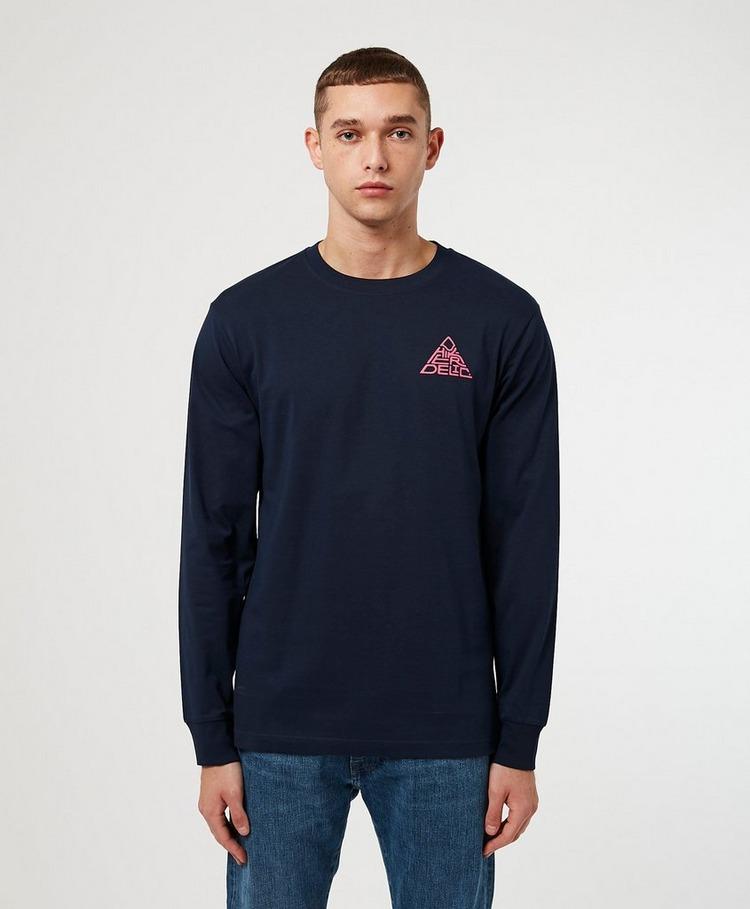 Hikerdelic Mountain Logo Long Sleeve T-Shirt