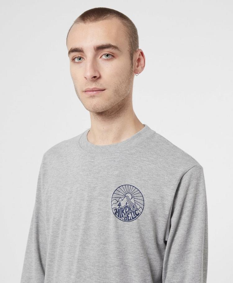 Hikerdelic Core Logo Long Sleeve T-Shirt