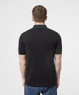 Fred Perry Tartan Collar Polo Shirt