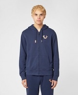 True Religion Metallic Horse Shoe Track Top