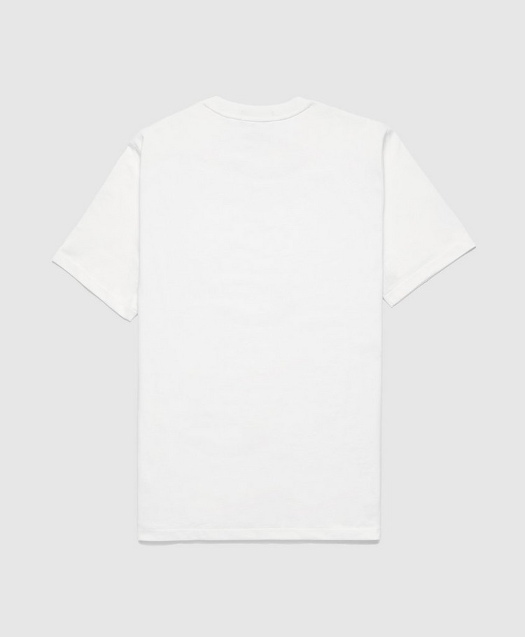 Fred Perry Central Logo Short Sleeved T-Shirt
