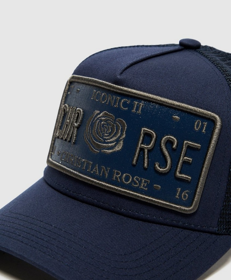 Christian Rose Iconic Patch Cap