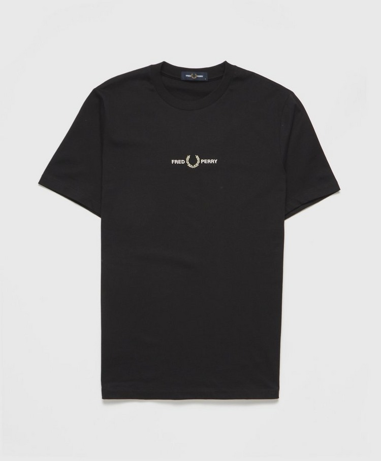 Fred Perry Central Mini Logo T-Shirt