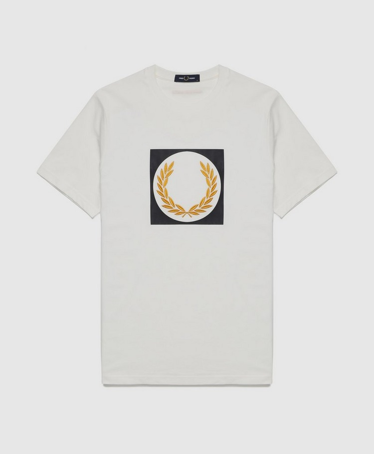 Fred Perry Laurel Wreath Box T-Shirt