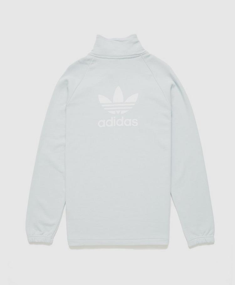 adidas Originals Back Trefoil Half-Zip Sweatshirt