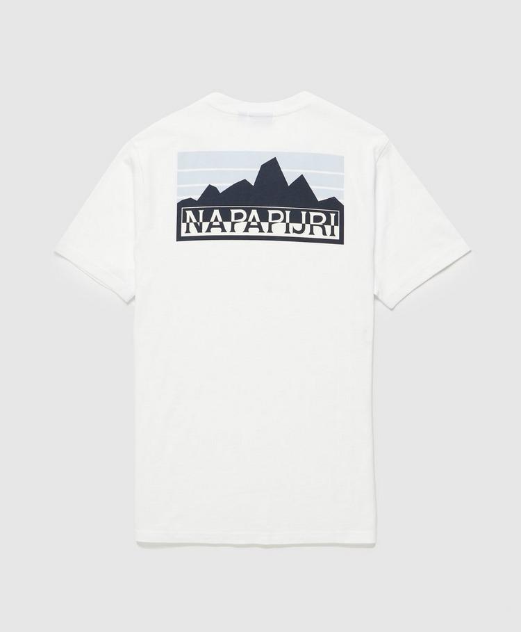 Napapijri Back Hit Mountain T-Shirt