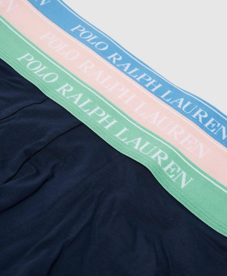 Polo Ralph Lauren 3-Pack of Trunks