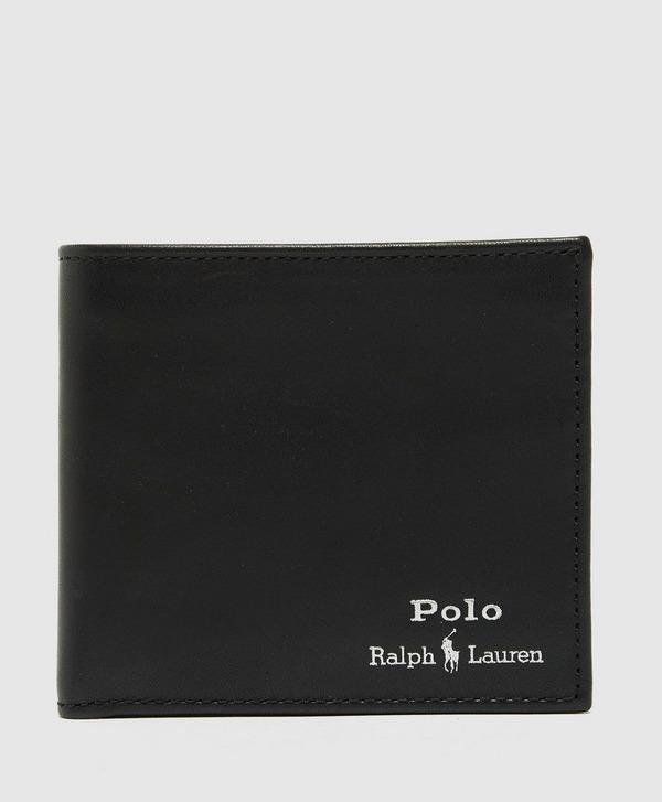Polo Ralph Lauren Bill Fold Wallet