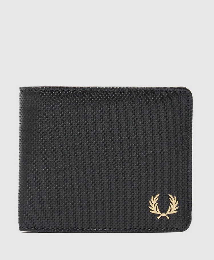Fred Perry Pique Billfold Wallet