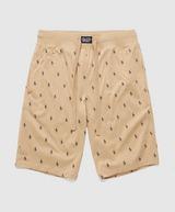 Polo Ralph Lauren Underwear All Over Print Fleece Shorts