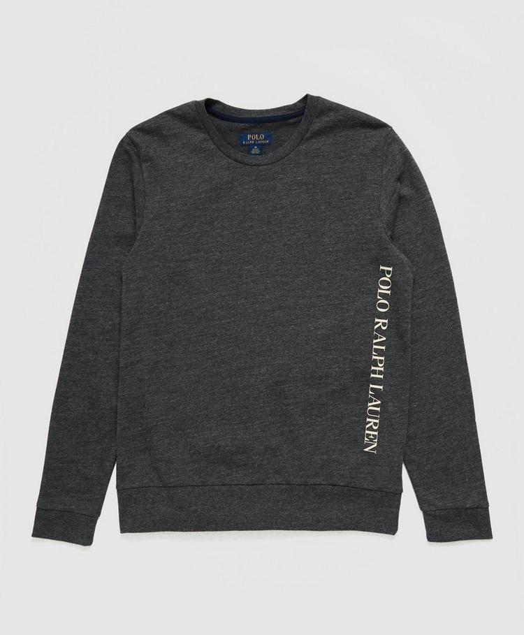 Polo Ralph Lauren Underwear Vertical Logo Sweatshirt
