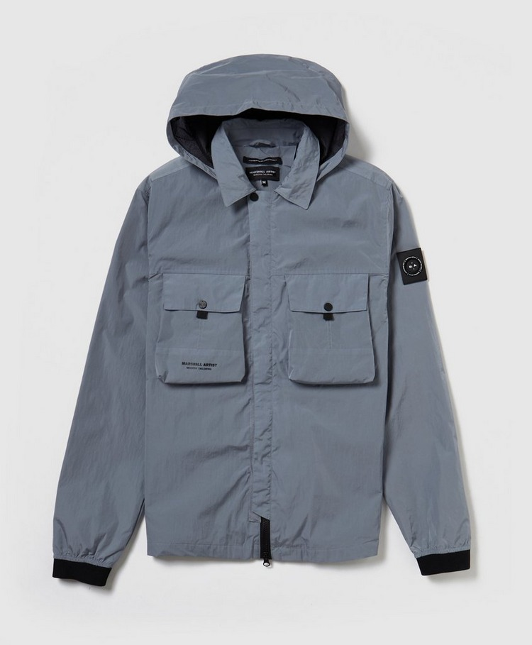 Marshall Artist Hooded Overshirt