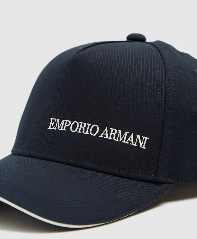 Emporio Armani Small Logo Cap
