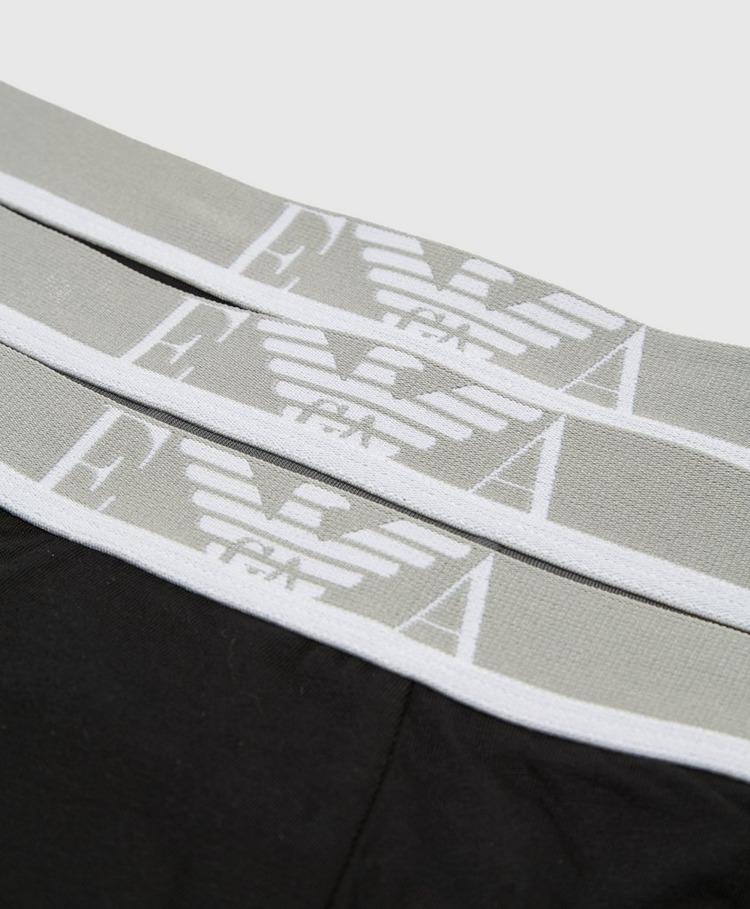 Emporio Armani Loungewear 3-Pack Boxer Shorts