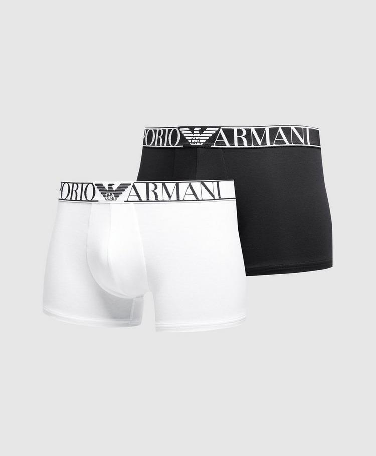 Emporio Armani Loungewear 2-Pack Endura Boxer Shorts