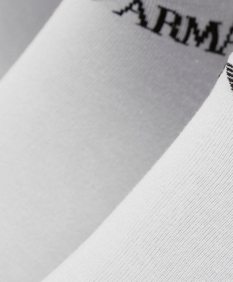 Emporio Armani Loungewear 3-Pack Trainer Socks