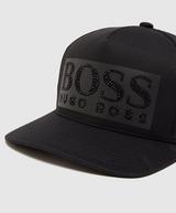 BOSS Iridescent Logo Cap