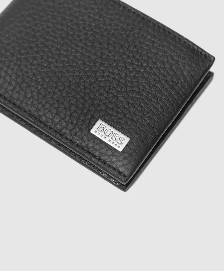 BOSS Cross Leather Wallet