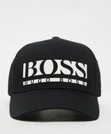 BOSS Crop Logo Cap