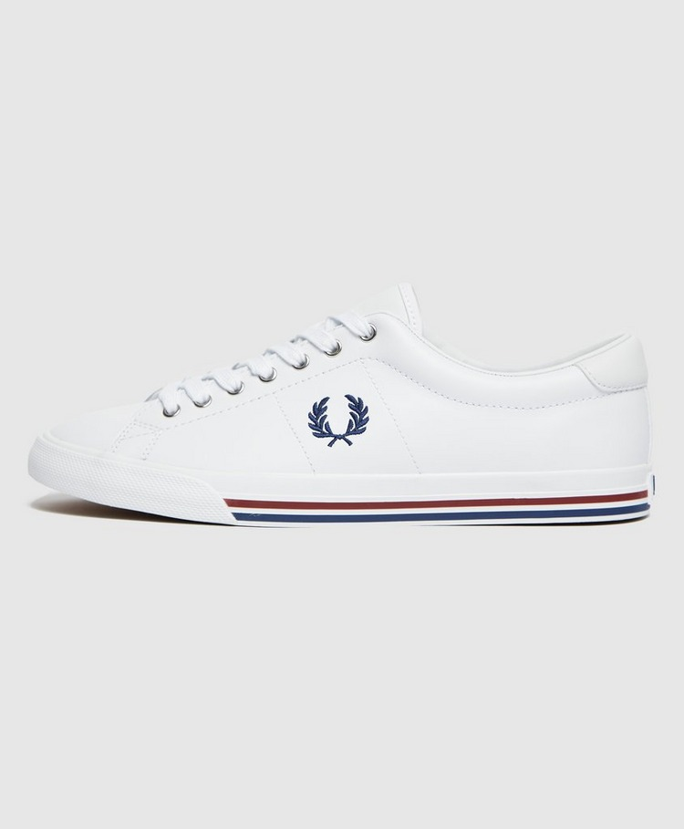Fred Perry Underspin Twin Tipped Trainers