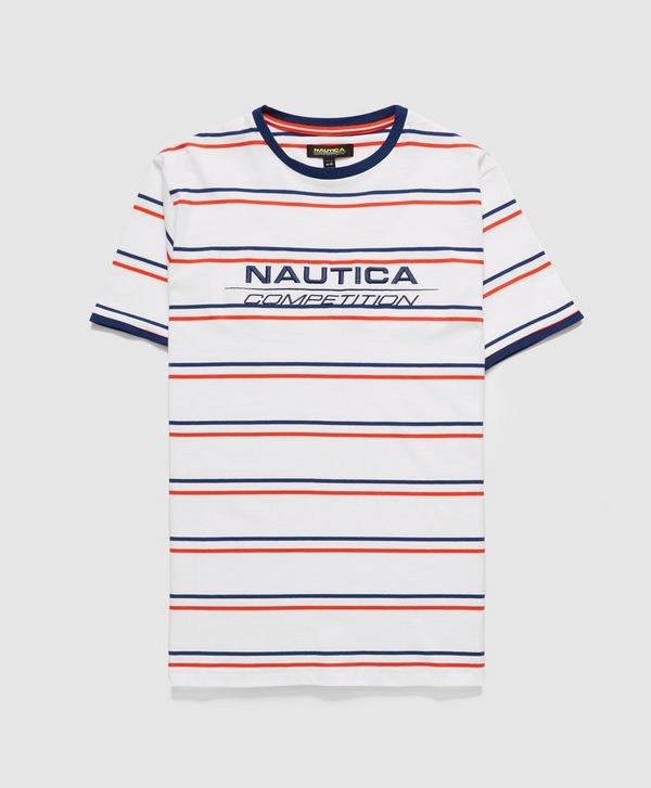 Nautica Competition Columbus Stripe T-Shirt