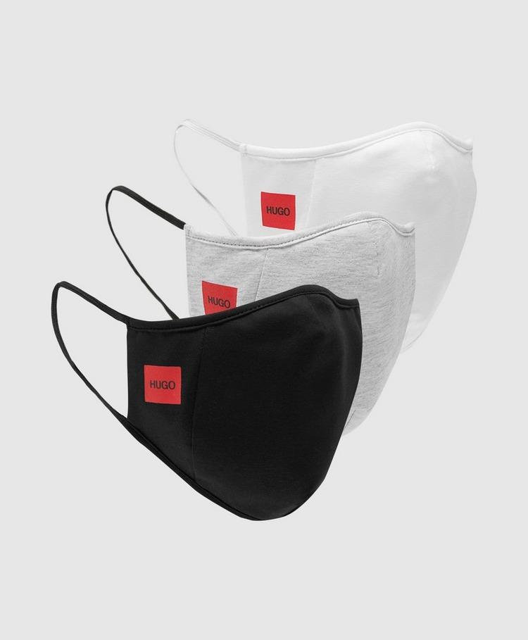 HUGO 3-Pack Face Coverings