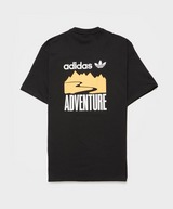 adidas Originals Adventure Mountain Back T-Shirt