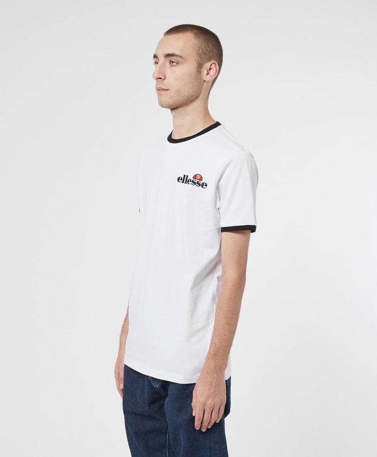 Ellesse Meduno Short Sleeve Ringer T-Shirt