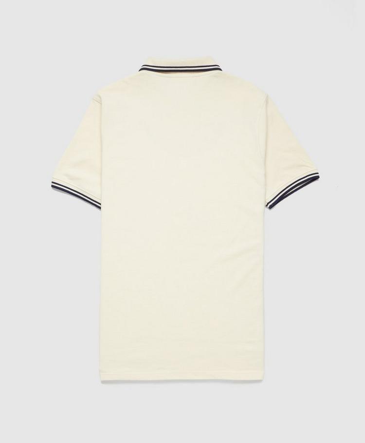 Fila Vinyl Tipped Polo Shirt