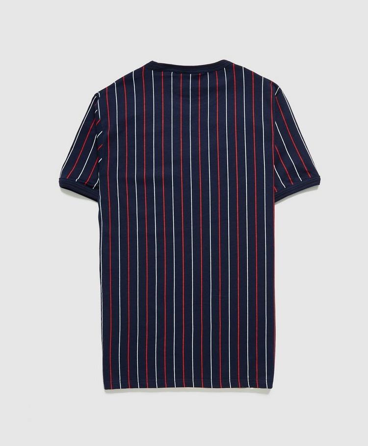 Fila Mica Vertical Stripe T-Shirt