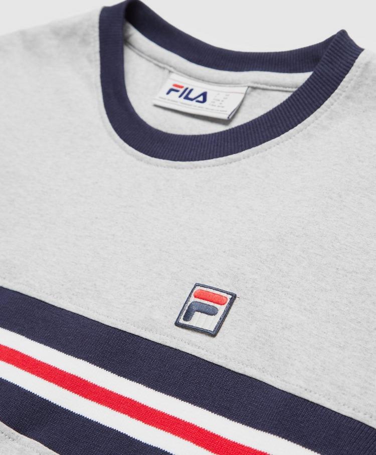 Fila Silver Panel T-Shirt