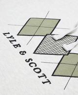 Lyle & Scott Archive Applique Hoodie