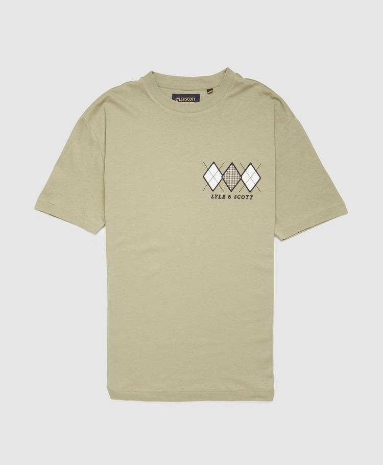 Lyle & Scott Archive Diamond T-Shirt