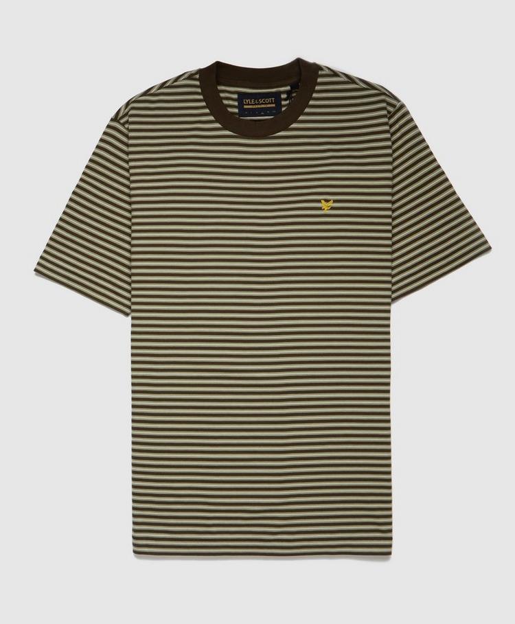 Lyle & Scott Archive Stripe Polo Shirt