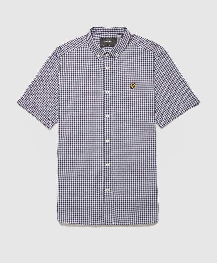Lyle & Scott Gingham Shirt