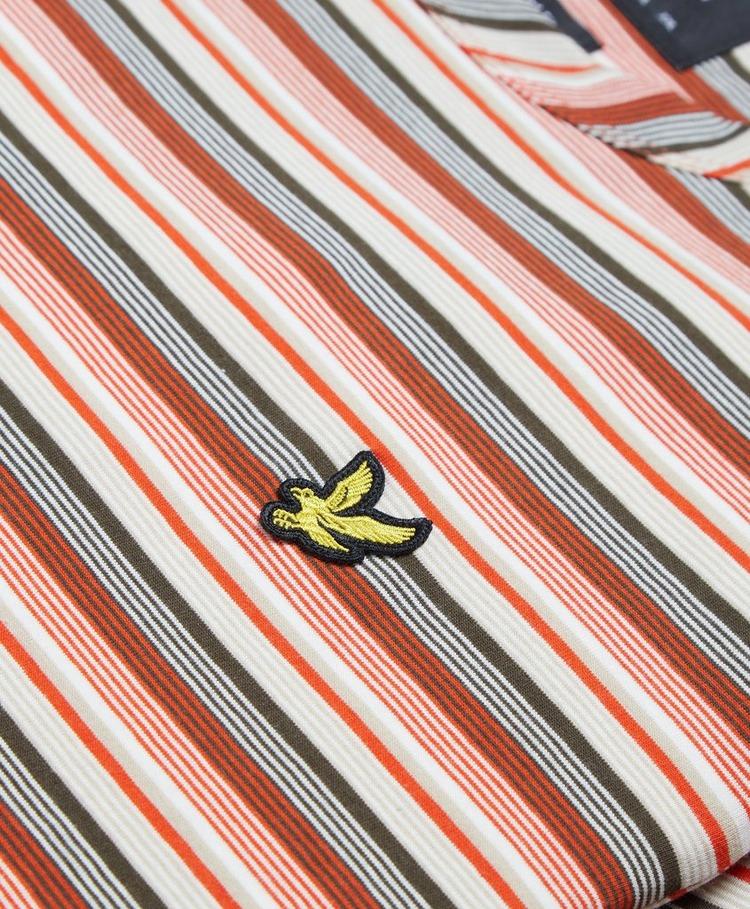 Lyle & Scott Multi Stripe T-Shirt
