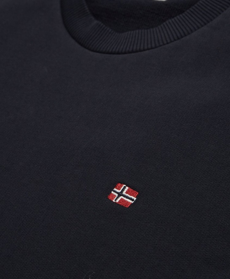 Napapijri Balis Small Flag Sweatshirt