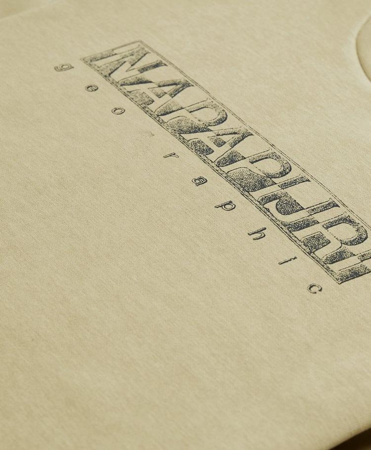 Napapijri Ballar Embroidered Print Sweatshirt